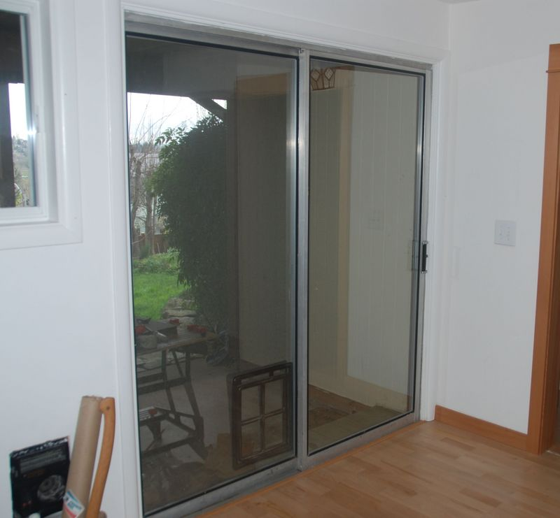 Sliding window for Sliding patio door replacement